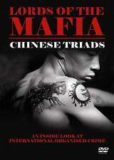 LORD OF THE MAFIA CHINESE TRIADS DVD NEW BLACK DRAGON TRIADS OF CHINA