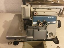 Singer 831 Industrial 3 thread overlocker