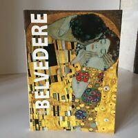 catalogue galerie d'Art Autrichienne BELEVEDERE à Vienne Österreichische sd