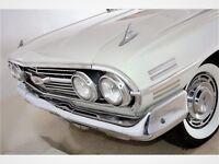 Chevy 1960 Impala 1 Chevrolet Built Sport Model 25 Car 24 Vintage 12 Concept 18