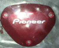 PIONEER POWER METER RIGHT SENSOR COVER METALLIC MAROON dura ace ultegra 105