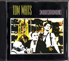 TOM WAITS - Swordfishtrombones CD 1983 Album Reissue Rock/Jazz