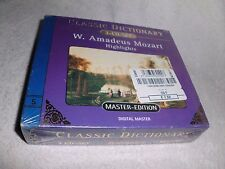 Classic Dictionary: W.Amadeus Mozart Highlights - Master Edition - 3 CDs - OVP