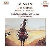 Minkus: Don Quixote, , Very Good CD