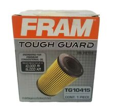 Fram Tough Guard Engine Oil Filter - TG10415 Volvo and Land Rover
