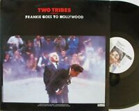 "FRANKIE GOES TO HOLLYWOOD ~ Two Tribes (Carnage) / War ~ 12"" Single PS - XZTAS3"