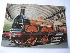 POSTCARD - 'GLADSTONE' ENGINE - LONDON BRIGHTON & SOUTH COAST RAILWAY
