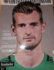 2016/17 1.Bundesliga Eintracht Frankfurt - Bayer 04 Leverkusen