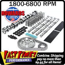 "HOWARD'S GM LS 274/274 612""/612"" 115° Turbo Cam Camshaft Kit w/Link-Bar Lifters"