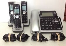 AT&T Corded Phone System with Three Cordless Handsets Read Details