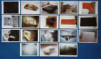 Rachel Whiteread Collection of 18 New Modern Art Sculptures Postcards PC470-1