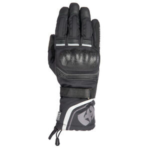 Oxford Montreal 4.0 MS Dry2Dry Men's Motorcycle Gloves Stealth Black