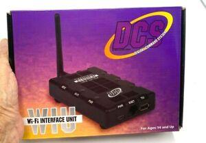 MTH DCS DIGITAL COMMAND SYSTEM 50-1034 WI-FI INTERFACE UNIT-NIB