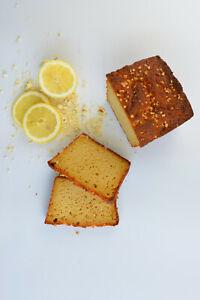 (17,56€/kg) Zitronenkuchen - Eiweißkuchen, ketogene Ernährung - low carb