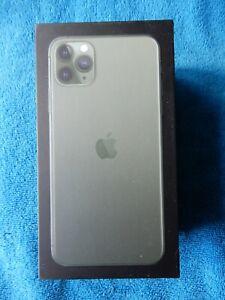 iPhone 11 Pro Max - 256GB - AT&T - Midnight Green - MWFH2LL/A - Used