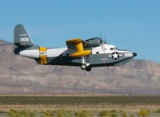 GRUMMAN HU-16 ALBATROSS. Amphibienflugzeug - Wasserflugzeug. Bauplan RC