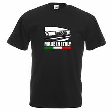 Alfa Romeo 75 retro car motoring racing inspired T shirt tee tshirt dad gift new