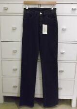 JAMES LAKELAND ITALY Dark Blue Straight Leg Stretch Jeans I42 UK 10 12 BNWT €99