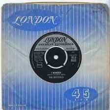 "The Crystals - I Wonder - 7"" Single"
