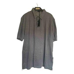 New Pal Zileri Cotton Silk Polo Shirt XXL