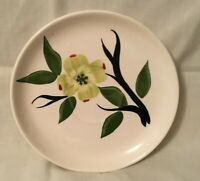 Vintage JONI DIXIE DOGWOOD Flower Saucer REPLACEMENT 6 1/4""