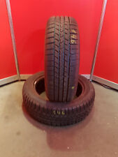 2x Winterreifen Continental 235/55 R19 CrossContactWinter ca. 8mm (146)