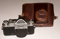 RARE USSR Zenit Zenit-1 SLR 35mm Film Camera Body Only