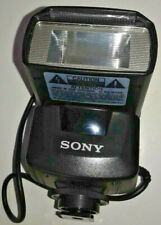 Sony Hvlf1000 External Flash for Sony and other Cameras Tested Works