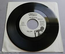 "El Revillos-Dile 1983 USA Pasha demostración 7"" SINGLE"