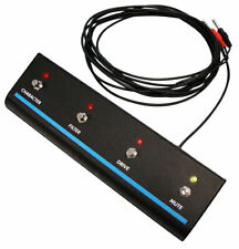 EBS RM4 Remote Footswitch Controller Foot Switch for EBS Amps