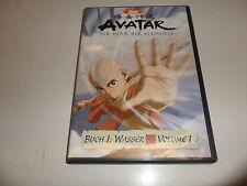 DVD  Avatar - Der Herr der Elemente, Buch 1: Wasser, Volume 1