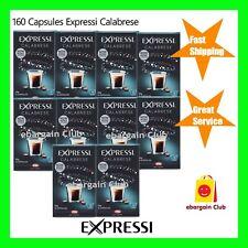 160 Capsules Expressi Coffee Pods Calabrese Value Pack (10 boxes) ALDI eBC