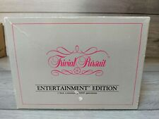 Trivial Pursuit Entertainment Edition - 3000 Questions - For use with Mastergame