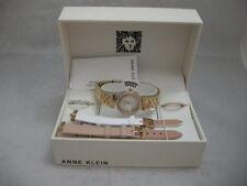 Authentic Anne Klein 3140INST Interchangeable Bezel Bracelet Women's Watch