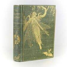 Andrew Lang 'The Olive Fairy Book'. Longmans, Green, & Co London 1907 1st Ed