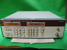 Rohde & Schwarz R&S Generatore di segnale sulfametazolo 100 kHz - 1GHz
