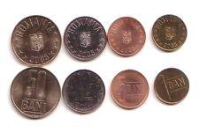 Romania set 4  monete 2005 FDC UNC x 5