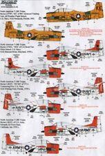 Xtradecal 1/72 North-American T-28B/T-28C Trojan # 72159