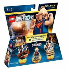 Lego Dimensions Level Pack 71267 Goonies Sloth One Eyed Willy Pirate Ship