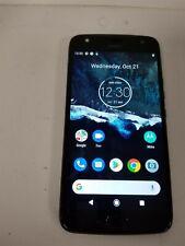 Motorola Moto X4 32GB Black XT1900-1 (Unlocked) Great Phone Discounted JW3197