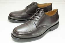 Sandro Moscoloni 10 Brown Oxford Men's Shoes
