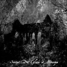 Sorcier des Glaces / Monarque - Sorcier des Glaces & Monarque CD 2012 black