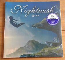 """Nightwish - Elan 10""""  Blue Vinyl Sealed"""