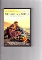 Message in a Bottle / Kevin Costner / DVD 1980