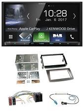 KENWOOD Bluetooth DAB mp3 USB 2din Autoradio per Alfa Romeo Mito ISO 955 08-14 S
