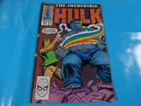 the incredible hulk mcfarlane    # 355 issue marvel Comic book 1st print
