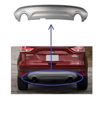 2013-2017 Ford Escape Silver Rear Lower Bumper Cover Titanium SEL  CJ5Z17K83BA