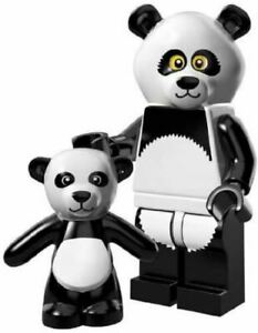 LEGO Movie Series Panda Guy #15 Minifigure 71004
