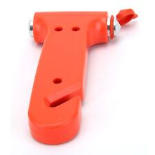 2 In 1 Car Bus Emergency Safety Emergency Hammer Window Breaker Belt Cutter Tool