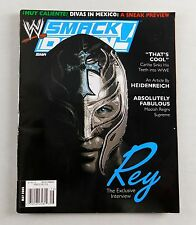 May 2005 Rey Mysterio WWE WWF Smackdown Wrestling Magazine RAW Divas Lucha Libre